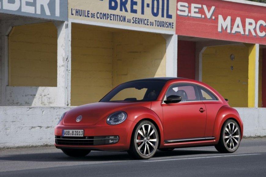 "Naujasis ""Volkswagen Beetle"""