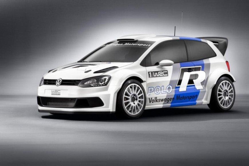 """Volkswagen Polo R"" – WRC čempionate nuo 2013 metų"