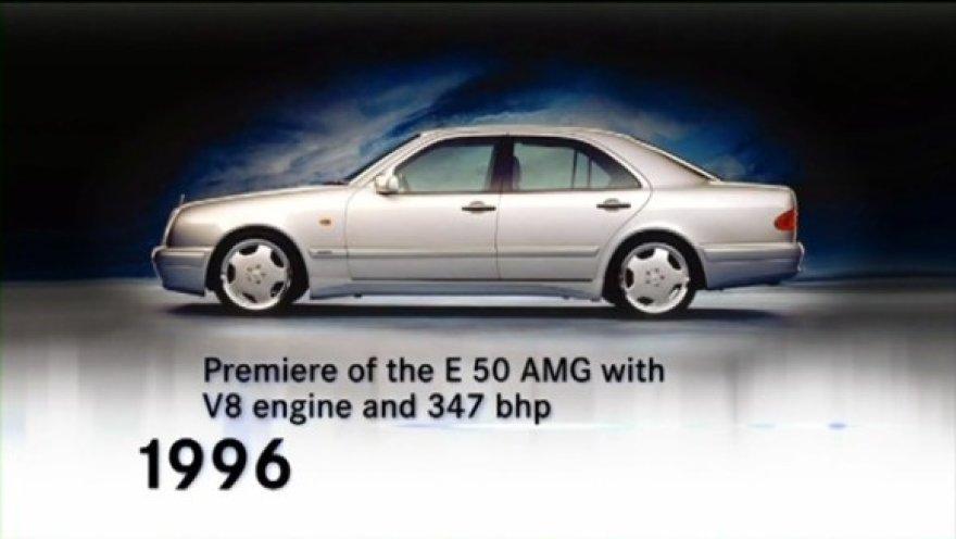 """""""Mercedes-Benz E Class AMG"""""""