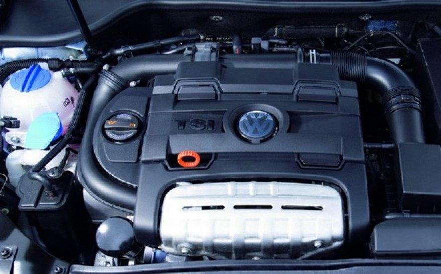 """Volkswagen"" 1,4 litro TFSI variklis"