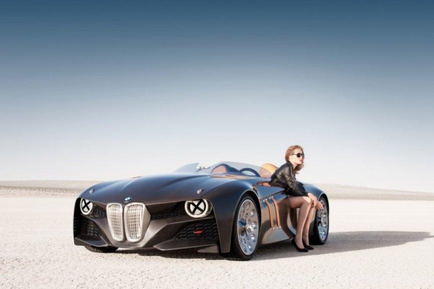 """BMW 328 Hommage"" – legendai atminti"