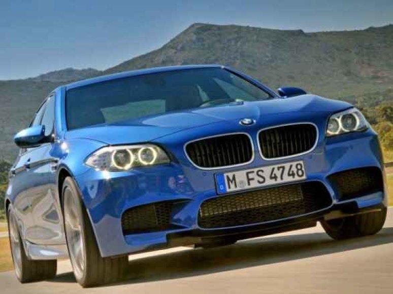 2012 m. BMW M5
