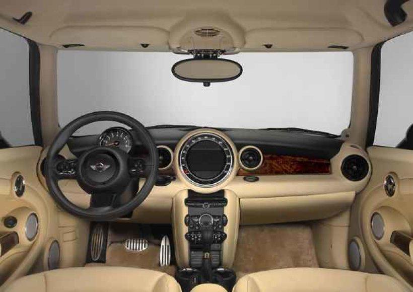 "Sukurta ""Rolls-Royce"": ""MINI Cooper Inspired by Goodwood"""