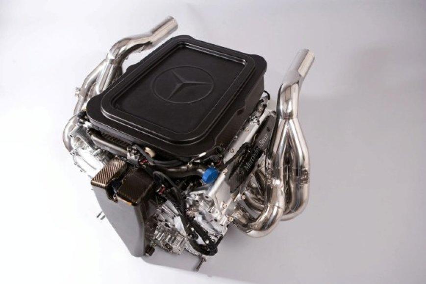 """""""Mercedes-Benz"""" variklis"""