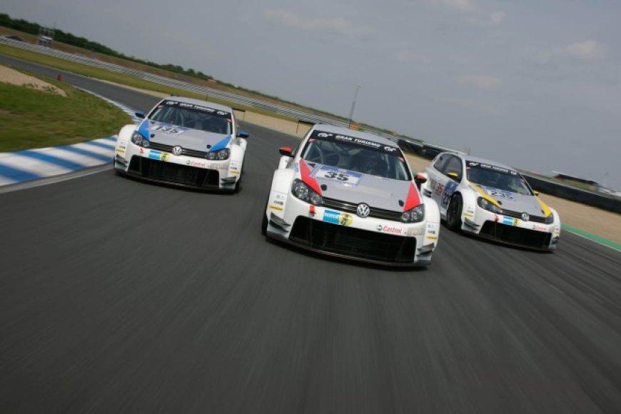 """""""Volkswagen Golf24"""" – sukurtas Niurburgringui"""