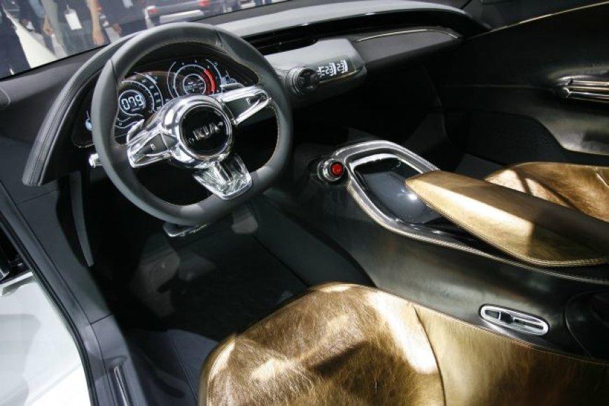 """""""KIA GT Concept"""""""