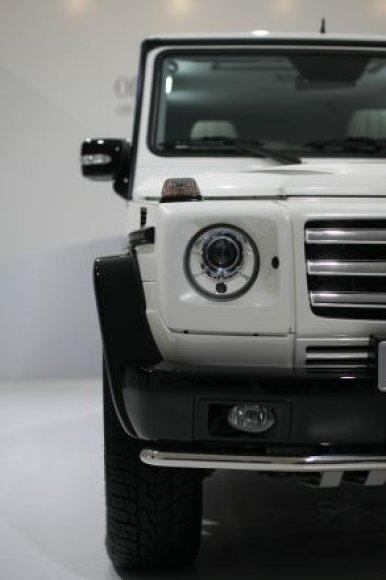 """Mercedes-Benz"" G klasė"