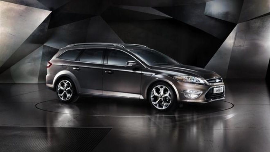 """""""Ford Mondeo ECOnetic Technology"""""""