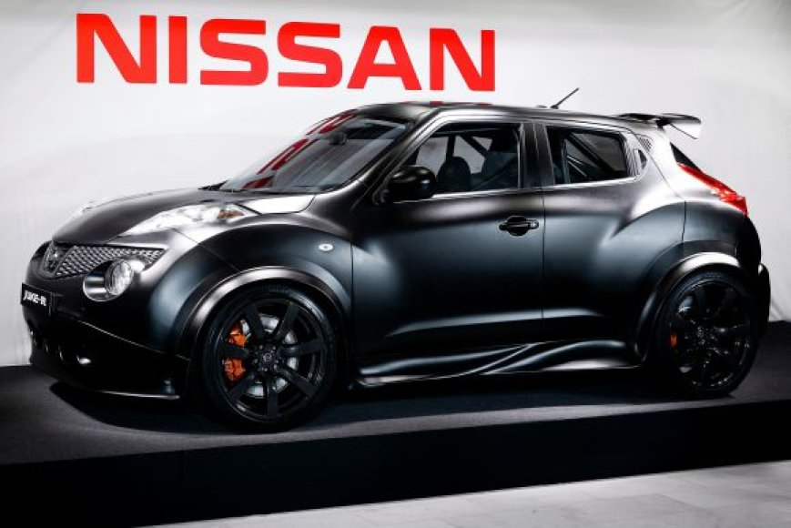 "480 AG galios ""Nissan Juke-R"""