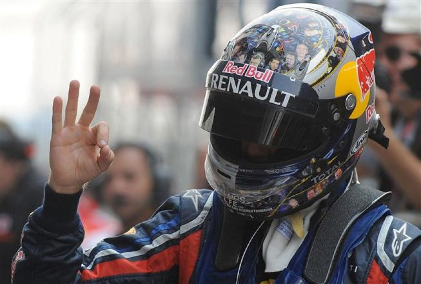 F-1 Indijos GP: Kvalifikacija