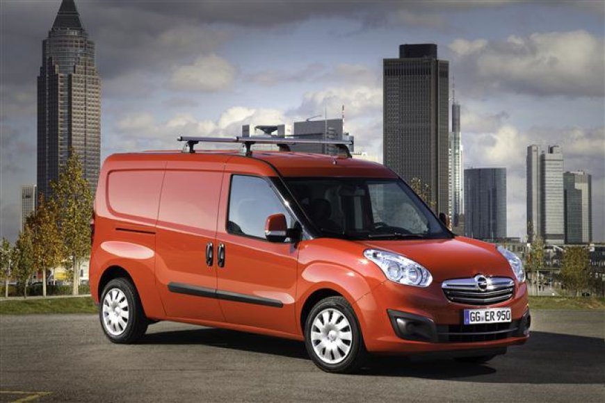 """Opel Combo Cargo"""