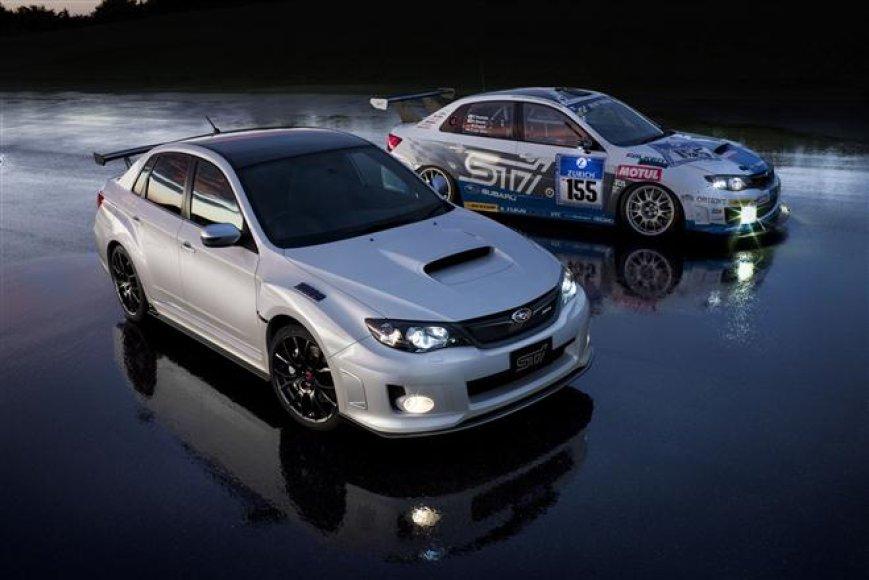 """""""Subaru Impreza STi S206"""""""
