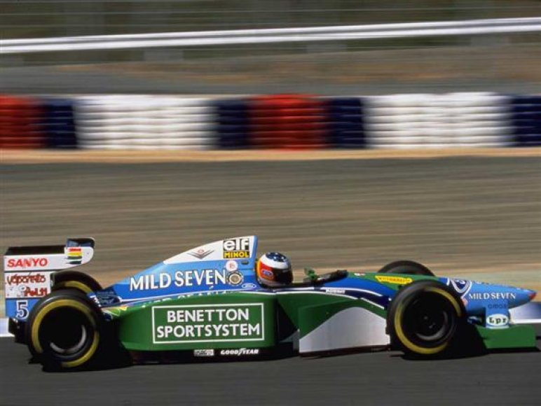 Michaelis Schumacheris 1994 metais