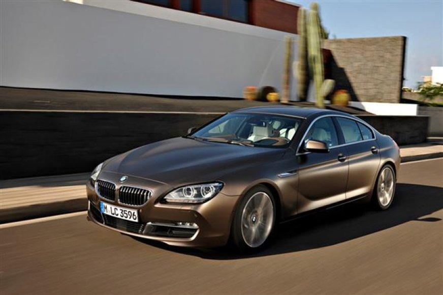 "BMW 6 serijos ""Gran Coupe"""