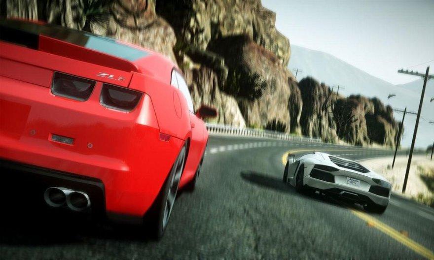 """Kadras iš """"Need for Speed"""" žaidimo"""