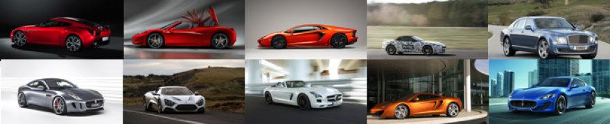 """Gražiausi 2012-ųjų automobiliai pagal """"Forbes"""""""