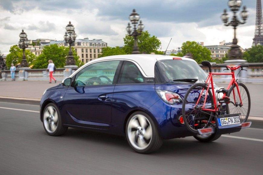 """Opel FlexFix"" sistema ADAM automobilyje"