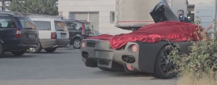 """Ferrari"" superautomobilio bandymai"