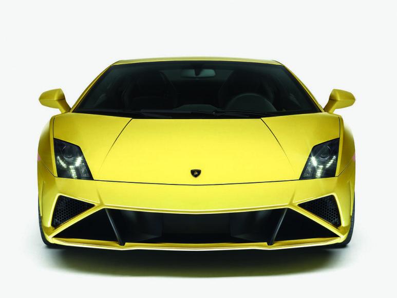 """Atnaujintas """"Lamborghini Gallardo LP560-4"""""""