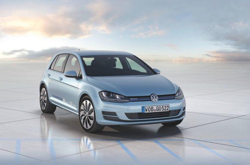 """""""Volkswagen Golf BlueMotion"""""""