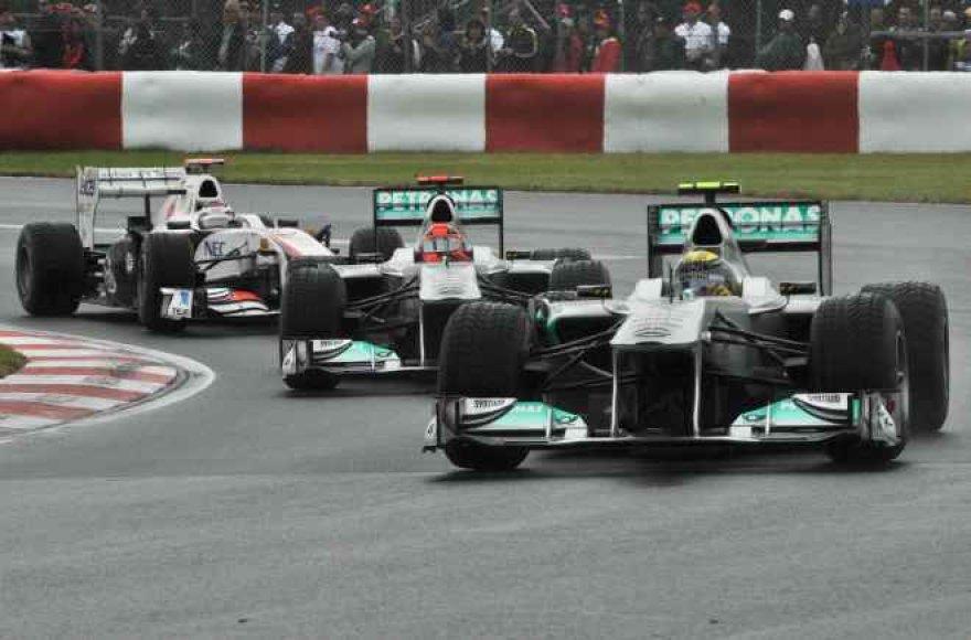 F-1 Kanados GP lenktynės