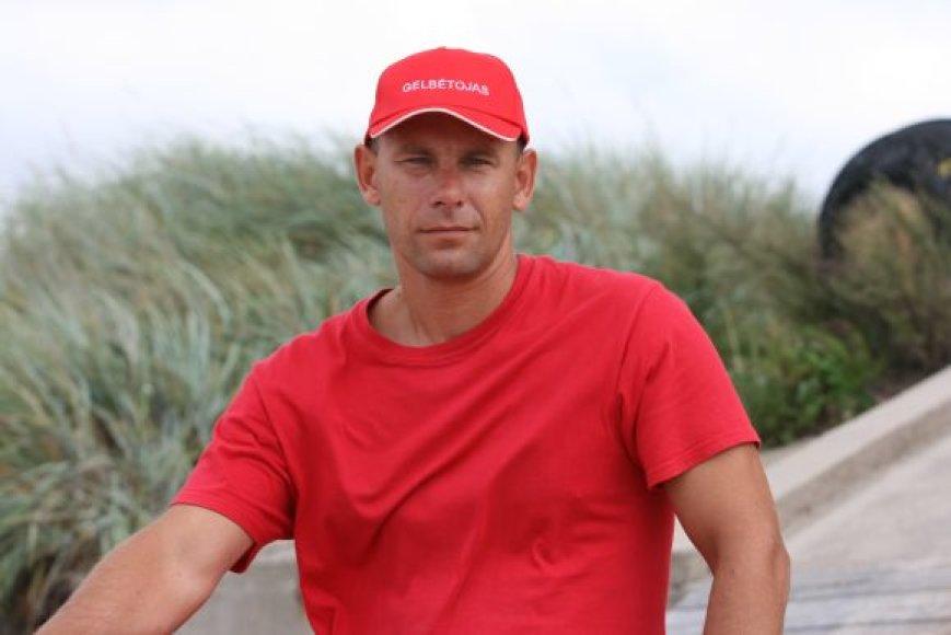 A.Siakki teigė, jog praėjęs sezonas – pirmasis, kai jūroje ties Klaipėda nenuskendo nė vienas žmogus.