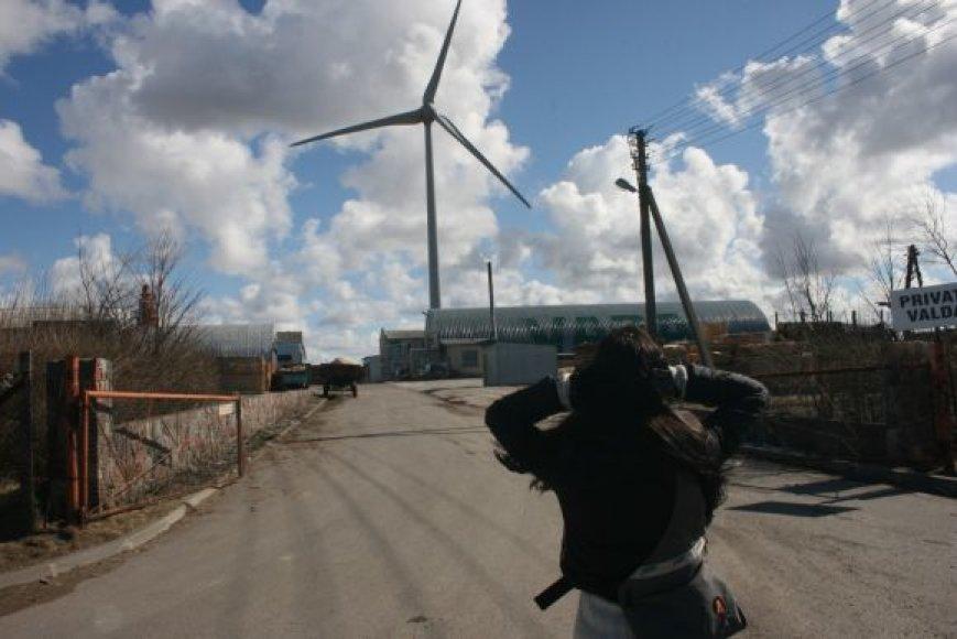 Vėjo jėgainių atsiradimui besipriešinatys gyventojai turi įvairių baimių, kurios, pasak specialistų, yra nepagristos. Anot jų, vienintelis realus poveikis yra triukšmas, kuris prilygsta žiogų čirpimui vasarą ir yra reguliuojamas.