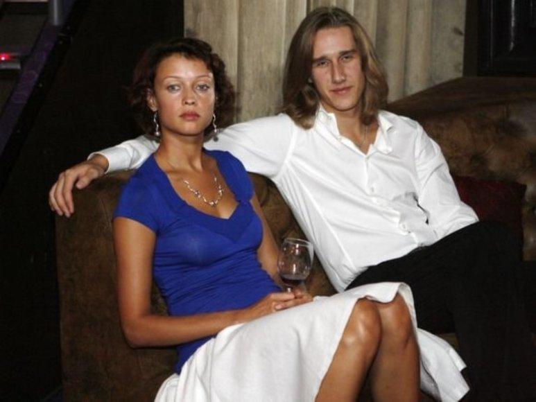 Aistė Jasaitytė-Čeburiak ir Romanas Čeburiak