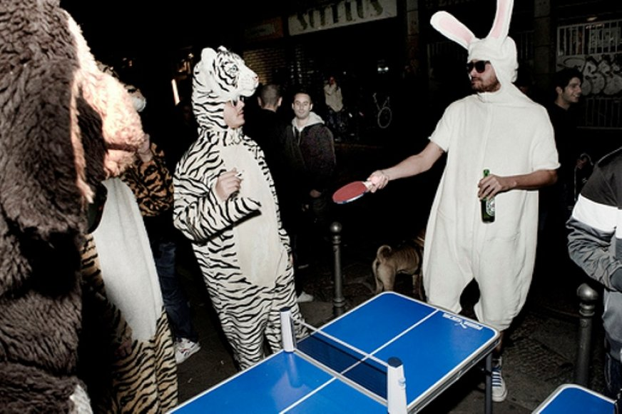 """Puma Social Party&Play"""
