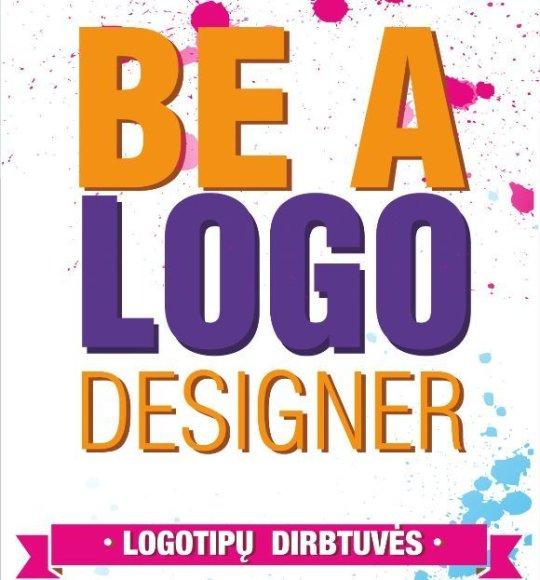 """""""Be a logo designer"""""""