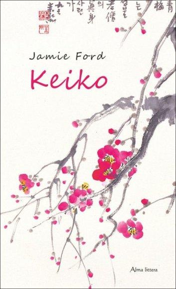 """Knygos """"Keiko"""" viršelis"""