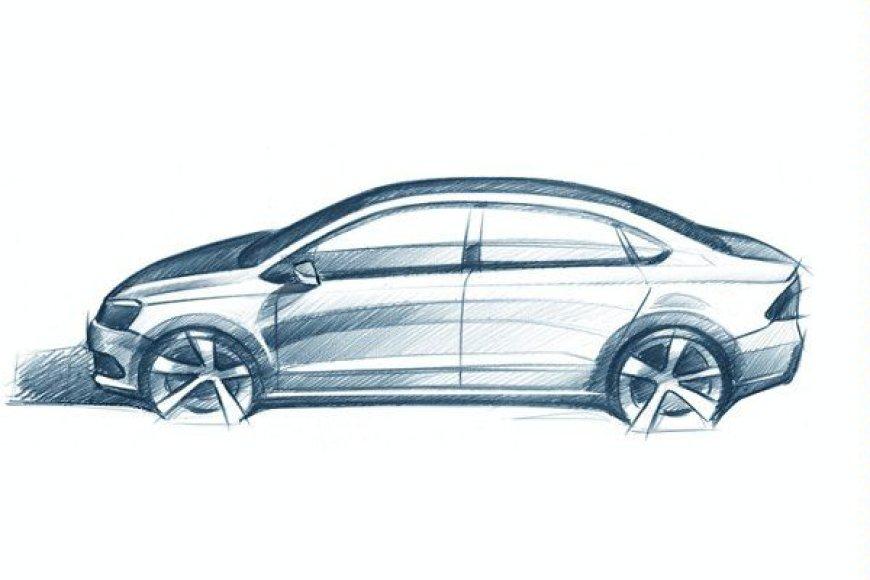 """""""VW Polo"""" sedanas – jau pakeliui"""