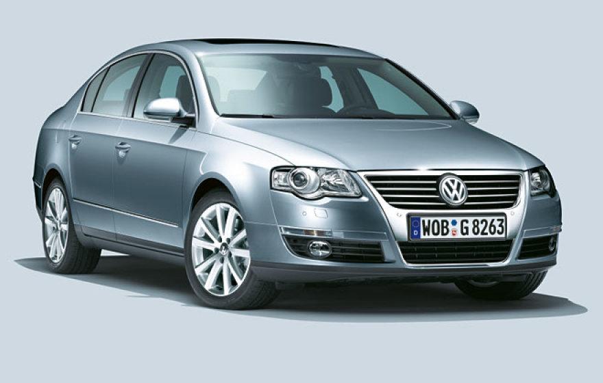 """Naujasis """"VW Passat"""" pasirodys jau šiemet?"""