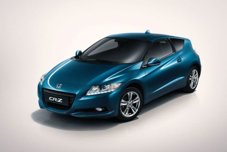 """""""Honda CR-Z"""" keliuose pasirodys jau vasarą"""