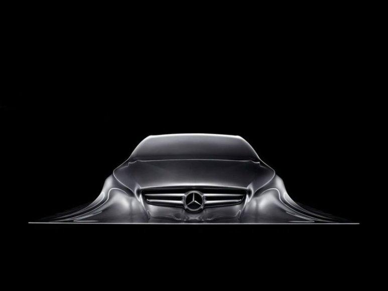 "Naujasis ""Mercedes-Benz CLS"" jau greitai?"