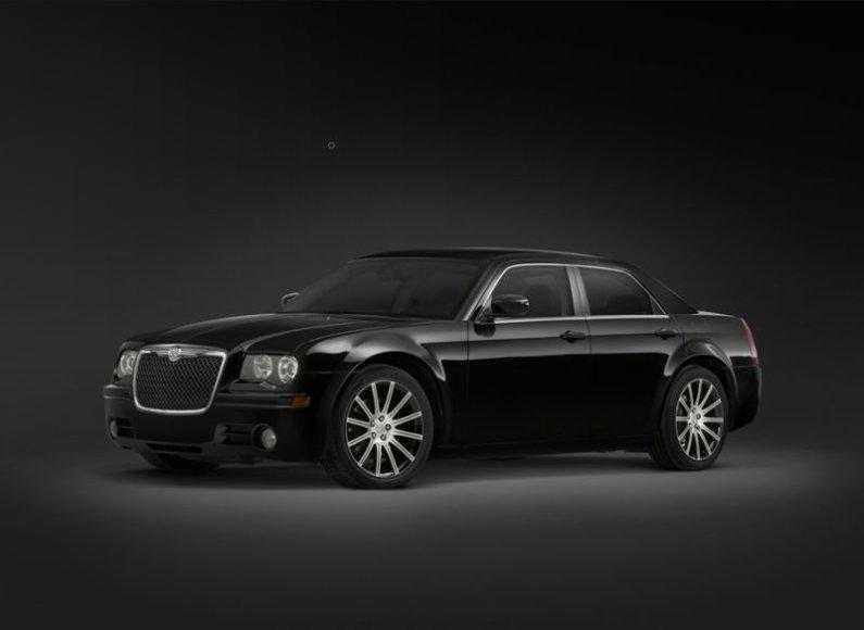 """Atnaujintas """"Chrysler 300"""" tapo solidesnis"""
