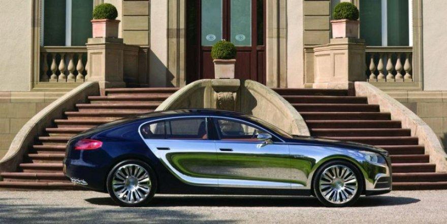 """""""Bugatti 16C Galibier"""" gamyba – vis labiau tikėtina"""