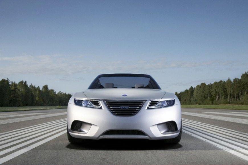 "GM ir ""Spyker"" tęsia derybas dėl ""Saab"""