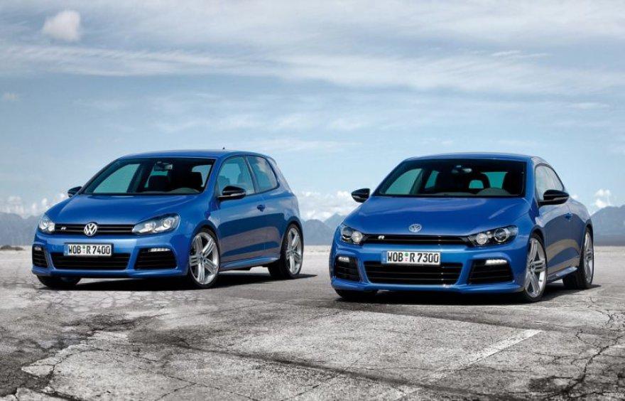 """""""Volkswagen"""" įkurs R padalinį?"""