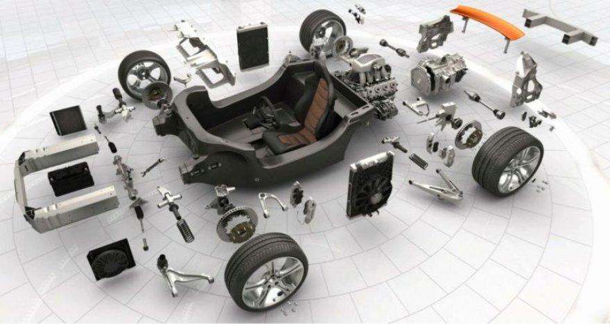 """McLaren MP4-12C"" – išardytas iki varžtelių"