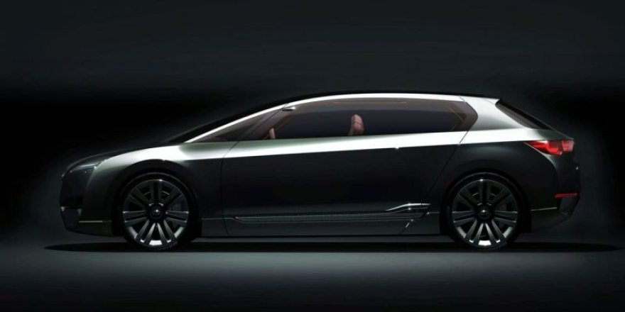 """Subaru Hybrid Tourer Concept"" premjera artėja"