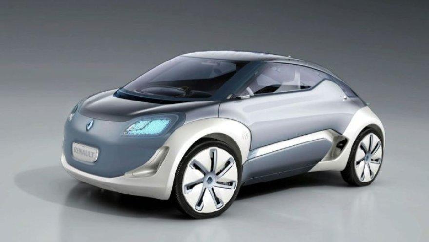 """""""Renault Zoe Z.E. Concept"""" – stilingas ir ekologiškas"""