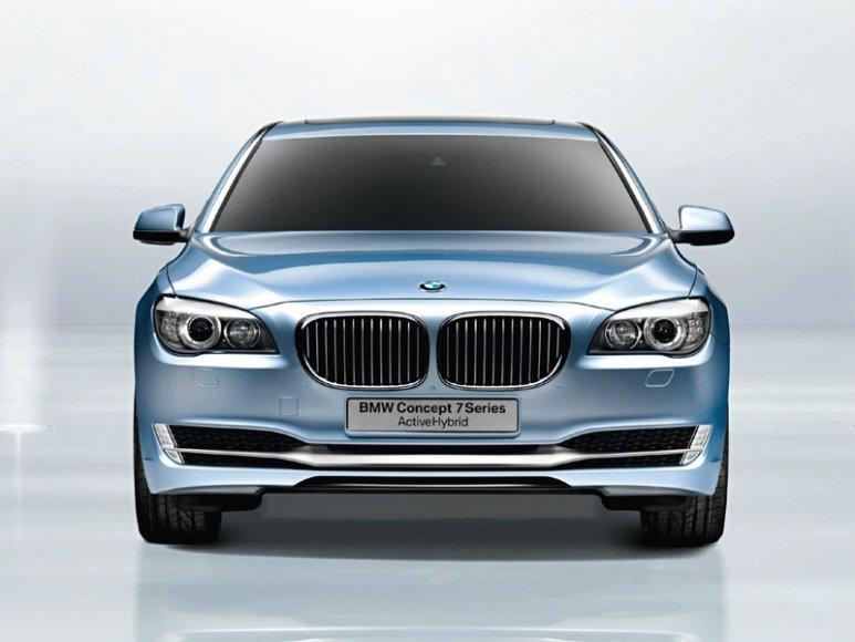 BMW elektromobiliams – atskira serija