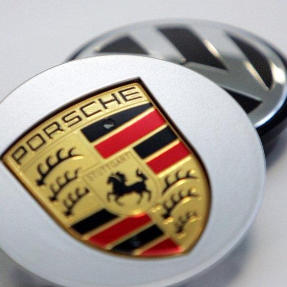 """""""Volkswagen"""" perims """"Porsche"""" markę"""