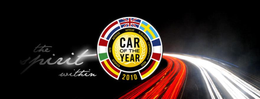 30 pretendentų tapti Europos metų automobiliu