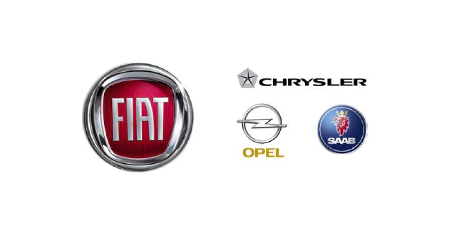 """""""Fiat"""" siekia praryti """"Chrysler"""" ir """"Opel"""""""
