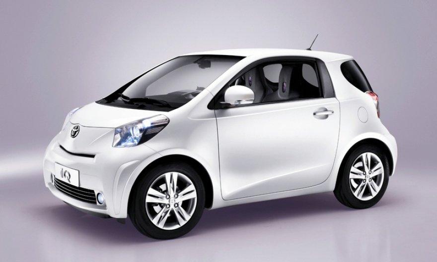 """Toyota IQ"" – išsamesnis žvilgsnis"