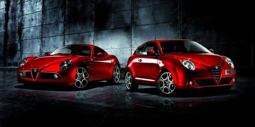 """Alfa Romeo Mi.To"" - gražuolis ""Mini"" varžovas"