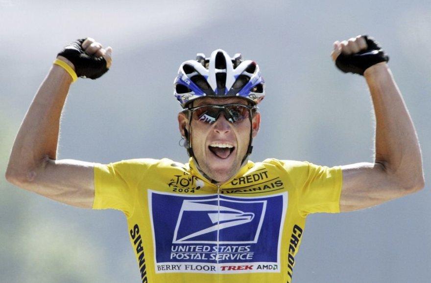 "Lance'as Armstrongas ""Tour de France"" varžybose (2004 m.)"