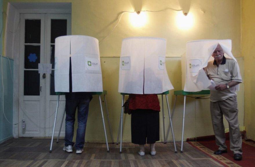 Parlamento rinkimai Gruzijoje